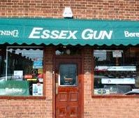 Essex Gun, Romford shop