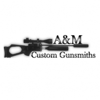 a&m custom gunsmiths logo