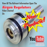 Robert Lane Design - Airgun Regulators