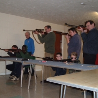wickham and district air rifle club