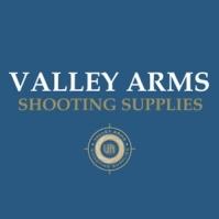 valley arms gunshop logo