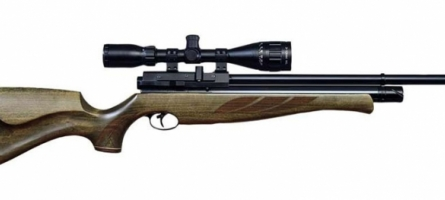 Air Arms S510 Superlite Hunter Carbine