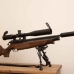Air Arms s410k .177 modified
